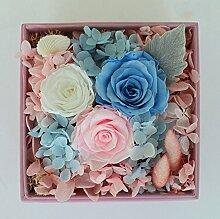 Importiert live blume geschenk-box Valentine