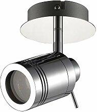 IMPTS LED Decken-Strahler 3W Badlampe 1-flammig