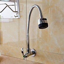 In die wand-leitung Moderne swivel
