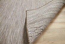 In & Outdoor Teppich Beidseitig Flachgewebe