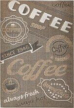 In- und Outdoor Teppich Coffee, grau (60/110 cm)