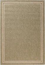 In- und Outdoor Teppich Elba, grün (60/110 cm)
