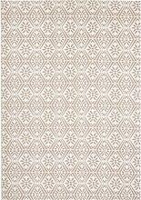 In- und Outdoor Teppich Finja, beige (60/110 cm)