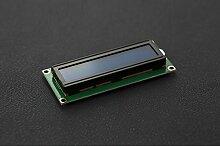 In Ziyun, Basic 16x 2Zeichen LCD–Weiß auf Blau 5V, Standard 16x 2Zeichen LCD-Display, Versorgungsspannung: 5V