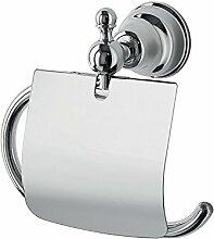 Inda a3226acr Toilettenpapierhalter mit Deckel,