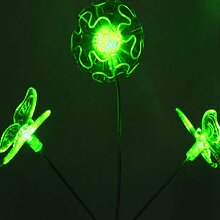 Inda-exclusiv - Solar Blumenstecker Libelle