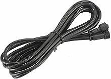 INDARUN 4pins 2m Extender für Kabel rgb Outdoor