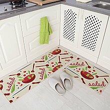 Indeedshare Kitchen Rugs Mats Küche Teppiche