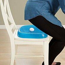 indexp 3D Gitternetz Sitzkissen, Gel kühlend Ei