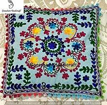 Indian Designer Home & Bedroom Decor Floral Sofa
