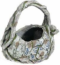 Indian Handicrafts Outdoor Garden Planter (Mosaic