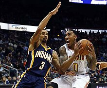 Indiana Pacers Poster auf