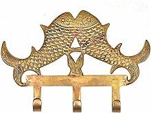 IndianShelf Handmade 2 Stück Dekorative gepaart