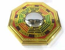 IndianStore4All Feng Shui Chinesischer Konvexer