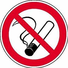 INDIGOS UG - Rauchen verboten Aufkleber