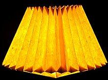 Indische Papierlampenschirm Dekorative Deckenleuchte hängen Anhänger 23 x 17 cm