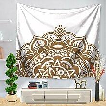 indischen Mandala Bohemia Tapisserie Home Dekoration, zum Aufhängen D, 150130, C, 150*130