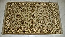 indischen Perser-Teppich Teppich Hand geknotet Elegant 4x 6Füße
