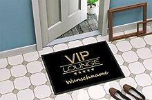 Individuell bedruckte Fußmatte - VIP Lounge,