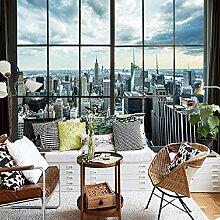 Individuelle Fototapeten New York City Gebäude