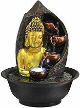 Indoor-Bonsai Indoor Buddha Brunnen - Zen Tabletop