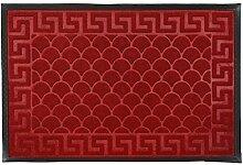 Indoor-matten/Indoor Mat/Kunststoff-matte/Rub Fußauflage/Indoor-matten/Eingang Tür Matte-A 50x80cm(20x31inch)