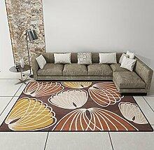 Indoor Modern Shag Bereich Seidig Glatte Teppiche