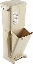 Indoor-Mülleimer, Doppel-Layer klassifiziert