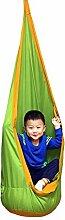 Indoor-/Outdoor Kid 's Aufhängen Hängematte Swing Stuhl Bett Kinder Baby Schaukel Sitz Modern grün