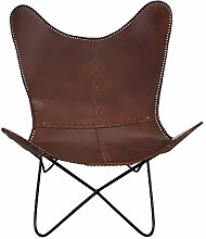Indoortrend.com Original Butterfly Chair Sessel