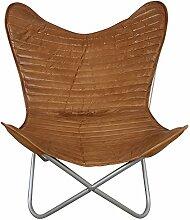 Indoortrend.com Vintage Sessel handgefertigter