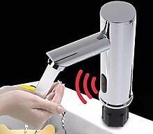 Induktionshahn Bad Infrarot Sensor Waschbecken