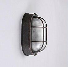 Industrial wind retro Wandleuchte loft Schlafzimmer Bett dekorative Leuchten, amerikanischen Dorf Korridor Treppe Wandleuchte