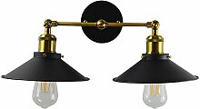 Industrie Retro Antik Wandleuchte Lampen