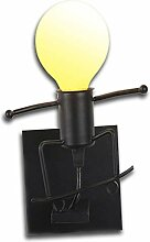 Industrie Retro Design Wandlampe Kinderlampe