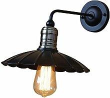 Industrie Retro Wandlampe Antik Wandleuchte