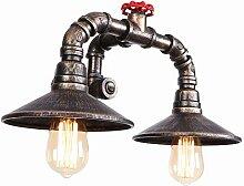Industrie Vintage Wandleuchte Flurlampe