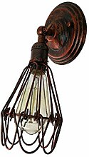 Industrielampe Wandlampe Vintage Innen Wandleuchte