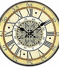 Industrielle Alter Wall Clock