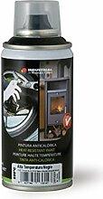 Industrielle Hohe Temperatur Silber Spray 400ml–Packung mit 6