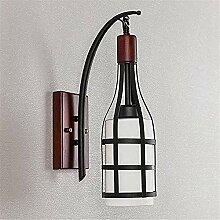 Industrielle Lampen Wandlampe Retro nostalgische