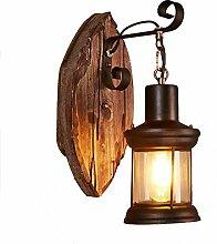 Industrielle Retro Wandlampe Minimalistisches