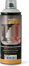 Industrielle Spray imrimacion weiß matt 400ml–Packung mit 6