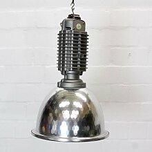 Industrielle Vintage Loft-Lampe von Zumtobel