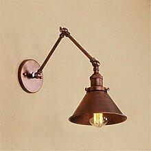 Industrielle Vintage Style Wandleuchte Lampe