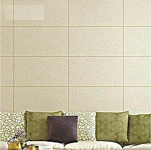 Industrielle zementasche Beige Mosaik Geprägte