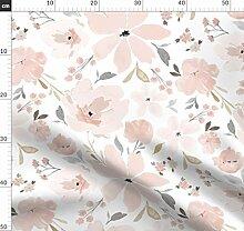 Indy Blütendesign, Bettzeug, Tapete, Jumbo,