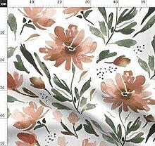 Indy Blütendesign, Jumbo, Blumen, Wasserfarbe,