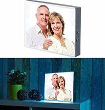 infactory Lightbox: LED-Leuchtkasten für