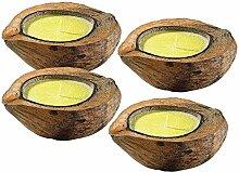 infactory Mückenkerze: Anti-Mücken-Kerzen in